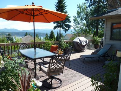 Photo for **Beautiful Hayden Lake View Home** Great Central Location!!!