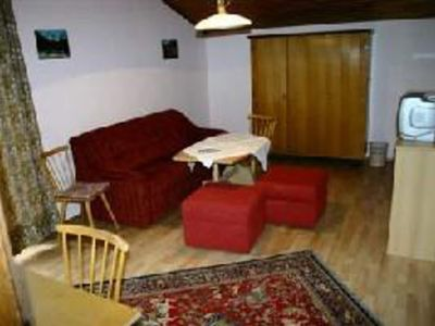 Photo for Apartment / 1 bedroom / shower, WC - Pension Seiwald