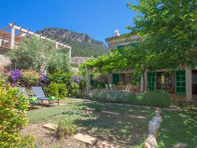 Photo for EREMUS - Chalet with private garden in Valldemossa.