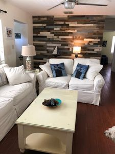 Photo for Pet Friendly Beach House steps away from Beach in North Clearwater Beach