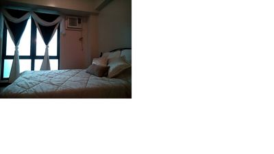 Photo for 1BR Condo Vacation Rental in mandaluyong city