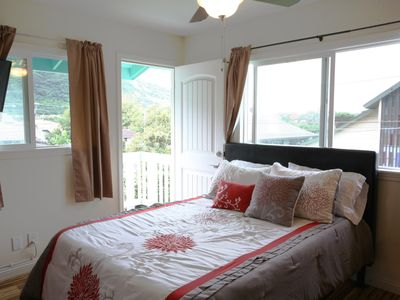 Photo for Cute Hideaway for 2 in Lovely Manoa Valley