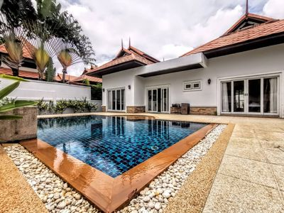 Photo for Kamala Na Thong House 3 bed+private pool