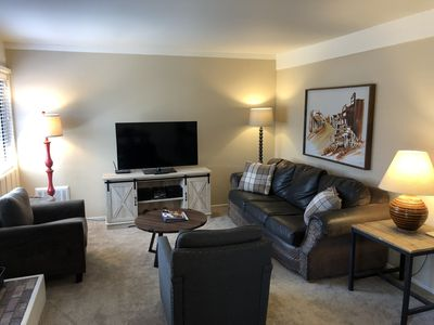 Photo for 1.5 Bedrooms, 2 Bath, Walk to Canyon Lodge - Walking Distance to Village