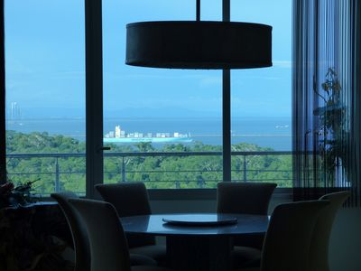 Spectacular Beachfront Penthouse Just Minutes from Panama City