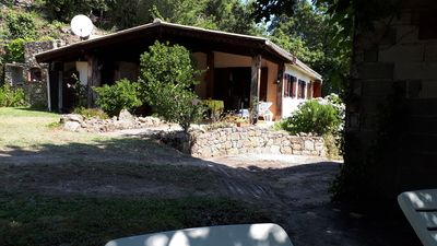 Photo for 4BR Chalet Vacation Rental in Isolaccio-Di-Fiumorbo, Corse