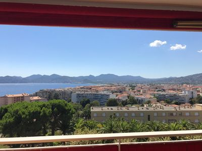 Photo for 234L HAMB - Bel appartement, piscine - Apartment for 3 people in Cannes