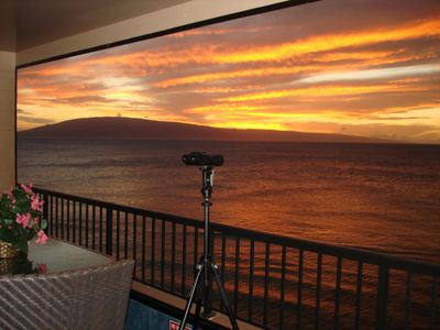 Photo for True Ocean Front! 1 Bedroom Suite,  Completely private no road noise , AC