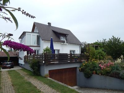 Photo for A complete house on the Bodensee - Moos Holiday Home