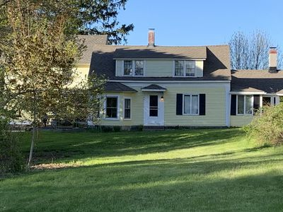 Photo for Spacious colonial home on quiet road in Norwich CT