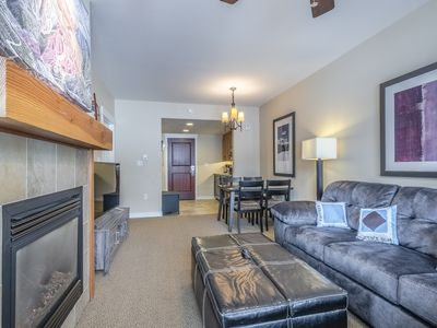 Photo for MODERN 1 bed/1bath base unit in  Founders Point condo