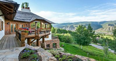 Photo for STUNNING VIEWS in this Luxury Home with INDOOR POOL, HOT TUB & SAUNA!