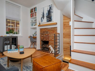 Photo for Scandinavian Tiny Home on Historic Downtown Street in Center City