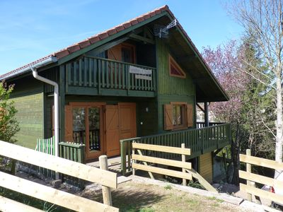 Photo for Lovely chalet in the centre of Gerardmer.