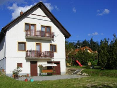 Photo for Holiday house with panorama Spa Hévíz