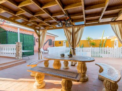 Photo for House Ludima in Fuentes de Andalucia, 40 min from Sevilla and 50 min of Cordoba