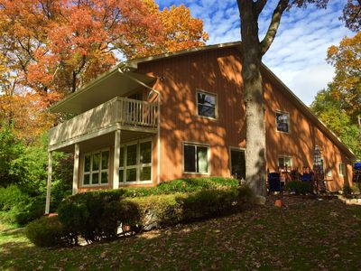 Photo for Notre Dame Lake House Football Rental
