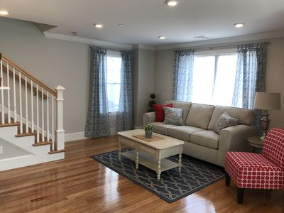 Photo for Early Bird Special - New Deluxe 2 Bdrm/2.5 bath condo located on desired Thames