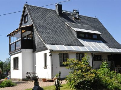 Photo for 2 apartment near Dresden - idyllic location - walking paths from the doorstep -Winter + Summer