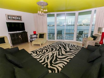 Living Room 3-Caribe 306C-Orange Beach, AL