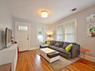 Photo for Modern & Chic Central Pet/Group Friendly! Virtual Tour in Photos Section