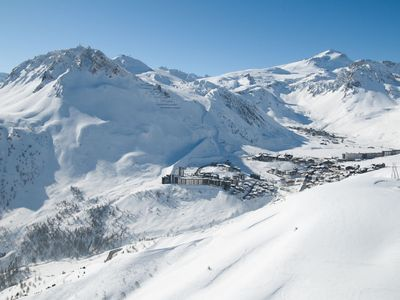 Photo for Apartment Brassard with Ski-in/Ski-out