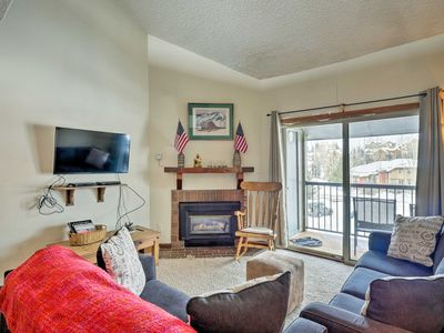 Photo for NEW! Steamboat Condo w/Amenities - 1 Mi. to Resort