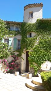 Photo for .Domaine Tombarel a haven of peace among the vineyards and olive trees