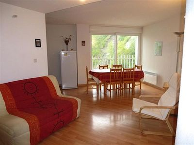 Photo for Beautiful apartment, with spacious and bright living room and 2 bedrooms