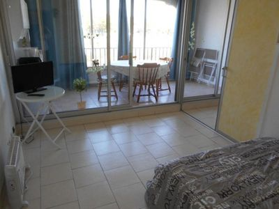 Photo for Apartment Port Camargue, 1 bedroom, 5 persons