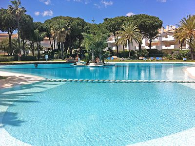 Photo for Atalaya Apartment, Sleeps 4 with Pool, Air Con and WiFi