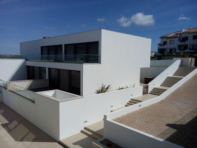 Photo for Modern Design House G for 6 people, Walking Distance to Beach & Areia Branca