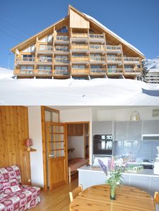 Photo for Ideally located appartment on Slopes