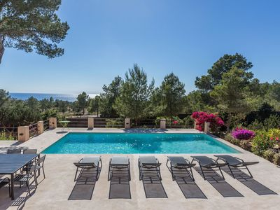 Photo for Lovely Villa Luanda to rent in Ibiza by My Rental Homes