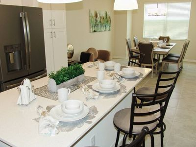 Photo for SPECIAL OFFER! - Luxury Apt (5 Min Disney and Outlets) at Storey Lake Resort (Orlando)