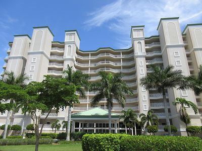 Photo for Luxury 3 Bedroom Waterside Island Condo with Gorgeous Bay Views from Grand Lanai