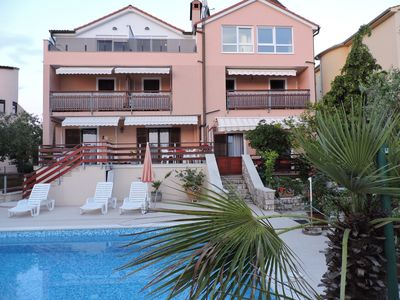 Photo for Holiday apartment with terrace and internet access and sea view