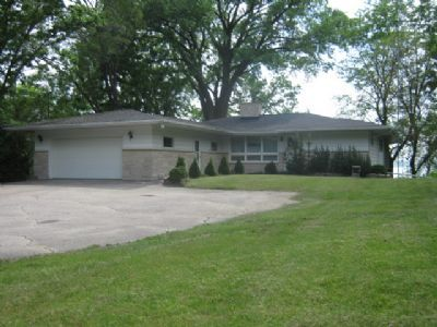 Ample parking for guests.  Manicured lawns and perennial landscaping.