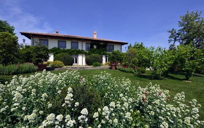 Photo for Wonderful villa in the heart of the Bolognese hills