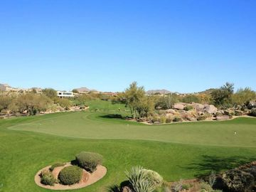 On The Green At Troon North, Scottsdale, Arizona, Verenigde Staten