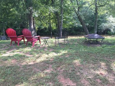 Photo for Riverfront Property!! 8 Miles from stadium, 3 BR, 2Bath