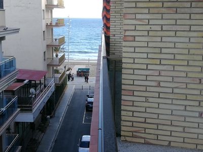 Photo for 3 bedroom apartment completely renovated 30 meters from the beach