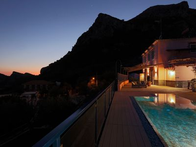 Photo for Villa The Phoenix with Private Swimming Pool, Sea View, Terrace and Parking