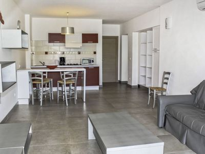 Photo for Apartment Les Brises de Mer in San Nicolao - 4 persons, 1 bedrooms
