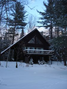 Photo for PET friendly- Spacious Chalet- 5 min to SLOPES