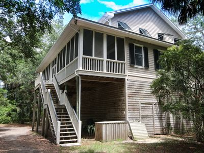 Photo for 4BR House Vacation Rental in Dewees Island, South Carolina