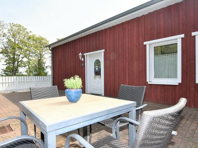 Photo for Charming Apartment in Wiek with Garden