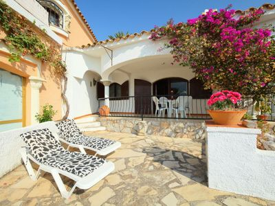 Photo for Vacation home Peces 3 in Peñiscola - 3 persons, 1 bedrooms