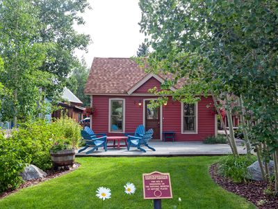 Photo for Perfect Downtown Location - Walk Everywhere. Great for families. Private Hot Tub