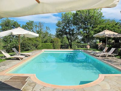 Photo for Apartment Casadellida  in Castellina in Chianti, Siena and surroundings - 6 persons, 2 bedrooms